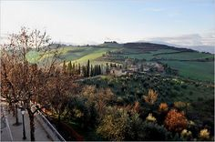 Tuscany in Winter | Content in a Cottage