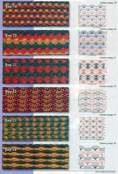 Berry Ripple / DROPS - Crochet DROPS skirt with fan pattern and stripes in Cotton Merino The piece is worked top down. Size: S - XXXL. Filet Crochet, Crochet Shawl Diagram, Crochet Motifs, Granny Square Crochet Pattern, Crochet Stitches Patterns, Crochet Chart, Stitch Patterns, Knit Crochet, Granny Square Häkelanleitung