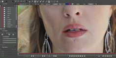 Digital Makeup & Retouching with Mocha and Adobe After Effects