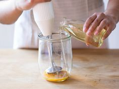 Mayonnaise selber machen - So klappt's garantiert