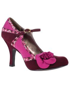 Autumn Winter 14 Shoes - Ruby Shoo Footwear and Accessories