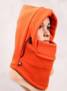 Active Full Face Mask Fleece Cap Balaclava Neck Hood Winter Sports Ski Men Women Hot Good Companions For Children As Well As Adults Back To Search Resultsapparel Accessories Men's Skullies & Beanies