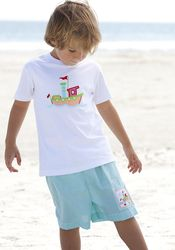 9a3ca5a5 Knit Tugboat Tshirt Shrimp And Grits Kids, Kids Boys, My Boys, Knitting For
