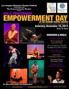Empowerment Day 2013 General Information Flyer