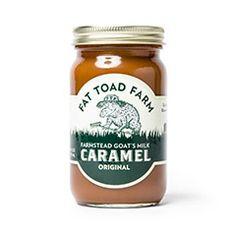 Goat's Milk Caramel Sauce