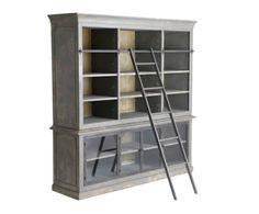 """Biblioteczka """"Calixte"""", 57,5 x 206 x 211 cm"""