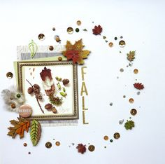 Fall...or... Use same concept with different focal point /themes and embellishments