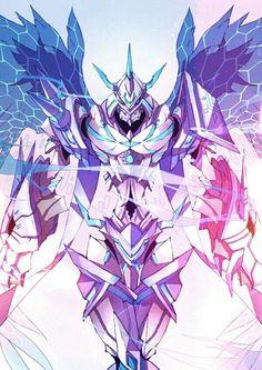 Omegamon Seraph Mode by Nateasora on DeviantArt Arte Gundam, Gundam Art, Digimon Adventure Tri, Robot Concept Art, Armor Concept, Fantasy Character Design, Character Art, Digimon Seasons, Madara Susanoo