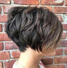"Piece-y Cut with Subtle Balayage ""The Newest Edgy Pixie Hairstyles For Active Women"", ""Over the years, many world celebrities have proven that they can Edgy Short Haircuts, Short Hairstyles For Thick Hair, Haircut For Thick Hair, Pixie Hairstyles, Short Hair Styles, Pixie Cut Styles, Wedge Hairstyles, Fashion Hairstyles, Hairstyle Short"