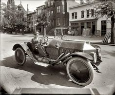 King of the Road 1920