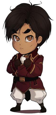 Chibi - Iroh II: legend of korra [ Ah! Avatar Kyoshi, Korra Avatar, Team Avatar, Avatar The Last Airbender, Iroh Ii, Streaming Anime, Prince Zuko, Avatar Series, Anime Nerd