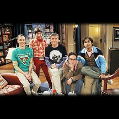 Two of my favorites... The Big Bang Theory, AND Craig Ferguson. That was definitely one of my favorite LLS episodes!