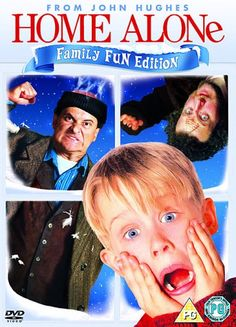 Home Alone i cant count how many times i watch this classic movie when i was younger the tiny boys cleverness always amazes me.