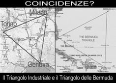 Crazy: Aereo scompare nel Triangolo delle Bermuda e riappare nel triangolo industriale