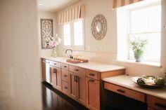 #Dreambuilders designer Christina's re-designed #kitchen. #TeamBlue #design #renovation #homeimprovement