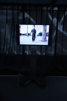 Paris, Monitor, Flat Screen, Ile De France, Photography, Flatscreen