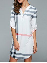 SHARE & Get it FREE | Shift Plaid DressFor Fashion Lovers only:80,000+ Items • New Arrivals Daily • Affordable Casual to Chic for Every Occasion Join Sammydress: Get YOUR $50 NOW!