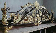 Художественная ковка и кованые изделия под заказ в Москве