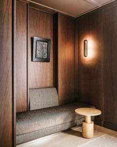 Best Interior, Modern Interior Design, Interior Architecture, Interior Colors, Contemporary Interior, Luxury Interior, Interior Minimalista, Built In Seating, Office Interiors
