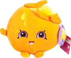 Brand New Shopkins Connie Console Plush LARGE 12 x 18 Inches FREE SHIPPING