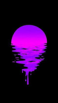 Glitch Wallpaper, Purple Wallpaper Iphone, Graffiti Wallpaper, Wallpaper Space, Scenery Wallpaper, Dark Wallpaper, Galaxy Wallpaper, Nature Wallpaper, Cartoon Wallpaper