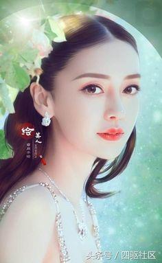 Angela baby Lấy ảnh xin ghi nguồn #Ruima vẽ tay Beautiful Heroine, Beautiful Fantasy Art, Beautiful Anime Girl, Asian Photography, Color Photography, Katana Girl, Japanese Drawings, Girls With Flowers, Painting Of Girl
