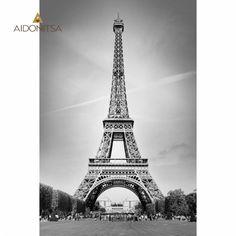 Eiffel Tower with Rhinestones Wall Art Blue Background Images, Blue Backgrounds, Paris Drawing, Eiffel Tower Painting, Hotel Des Invalides, Belle Epoque, Beautiful Artwork, Watercolor Paintings, Venus De Milo