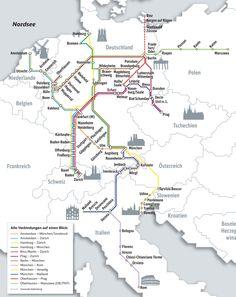 City Night Line: Reisen Sie im Schlaf - schon ab 59 Euro