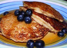 Holy Cow!: Lemony Soy-Corn Pancakes