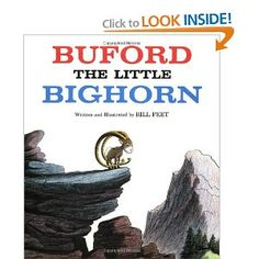 Buford the Little Bighorn--by Bill Peet