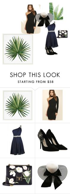 """""""Profesional"""" by fatimazbanic ❤ liked on Polyvore featuring Pottery Barn, WALL, LULUS, Sophia Webster and Dolce&Gabbana"""