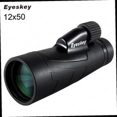Aliexpress 1250 Eyeskey Optics Waterproof Monocular Telescope High Times for Hunting Telescope Binoculars High Power with Prism on Aliexpress IFound BaK Eyeskey For Monocular Optics Telescope Cool Things To Buy, Good Things, Stuff To Buy, Hunting Cameras, Night Vision Monocular, Hunting Scopes, Camping And Hiking, Outdoor Camping, Telescope
