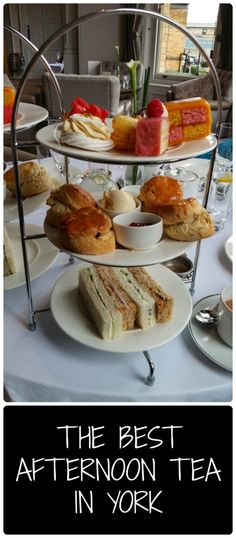 Afternoon tea is the quintessential British treat.  When I visited York in the north of England I made it my mission to discover the best afternoon tea in York!