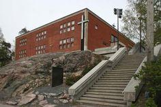Pihlajamäen kirkko. Kuva: MV/RHO Miika Karttunen 2007