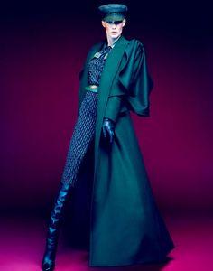 Especial moda Mujer Hoy, sábado 15 diciembre 2012.  Estilismo: José Herrera  Pantys de Platino