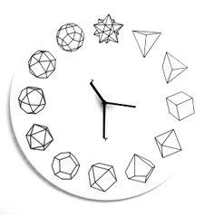 Neat clock