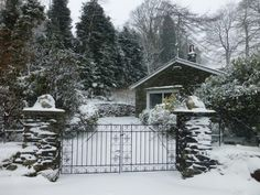 The How Cottage in Patterdale in the Snow Pet Friendly Holidays, Lake District, Cottage, Snow, Outdoor, Outdoors, Cottages, Cabin, Outdoor Living