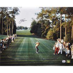 "Jack Nicklaus Fanatics Authentic Autographed 16"" x 20"" 1986 Masters Photograph"