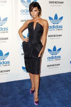 Posh at 40: Victoria Beckham's Best Looks