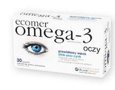 ECOMER OMEGA-3 EYES x 30 capsules, eye health care