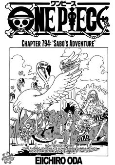 One Piece 794 - Read One Piece Chapter 794