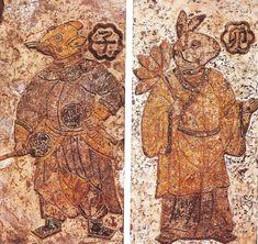 Chinese Guardian Spirits