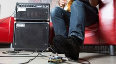 Construct an Arduino guitar pedal stompbox with easy-to-find parts and you'll be having fun creating your own sounds in not time.