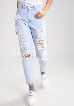 Dr.Denim NORA - Slim fit jeans - serious light retro