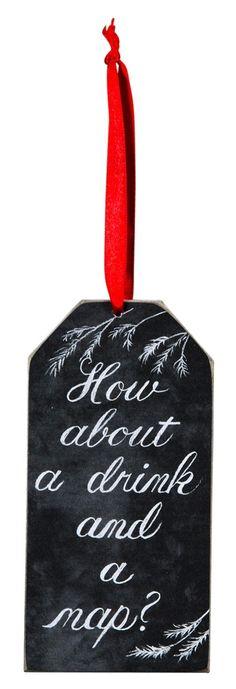 LOL! Cutest wine gift tag.