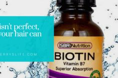 Biotin: The Beauty Nutrient That Delivers Nourishment To Your Hair - Modern Best Hair Growth Oil, Hair Growth Tips, Healthy Relaxed Hair, Healthy Hair Tips, Natural Hair Tips, Natural Hair Styles, Organic Hair Oil, Biotin Hair Growth, Hair Regrowth