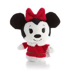 itty bittys® Christmas Minnie Mouse
