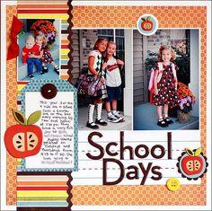 school days - http://www.twopeasinabucket.com/gallery/member/35125-brenda-carpenter/1399284--school-days-/