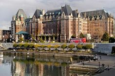 Fairmont Empress Gallery - Canada: British Columbia: Victoria