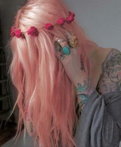 We've gathered our favorite ideas for Temporary Electric Ombre Hair Dye Party Hair Chalk Set, Explore our list of popular images of Temporary Electric Ombre Hair Dye Party Hair Chalk Set in peach hair chalk. Pink Hair Dye, Dye My Hair, Ombre Hair, Ombre Rose, Hair Orange, Peach Hair, Lilac Hair, Floral Hair, Floral Crown